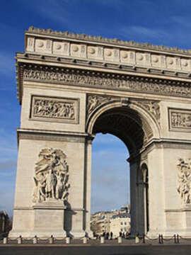 5 Nights Paris & 2 Nights Rome