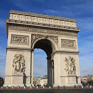 4 Nights Paris & 5 Nights Rome