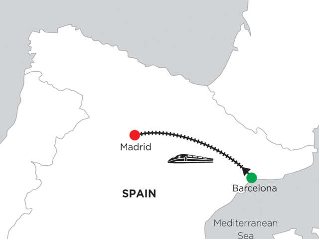 5 Nights Barcelona & 2 Nights Madrid