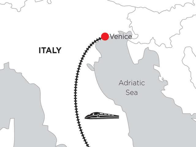 5 Nights Rome & 5 Nights Venice