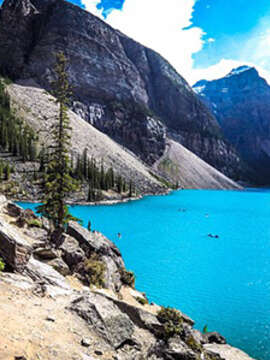Western Canada Explorer with Alaska Cruise