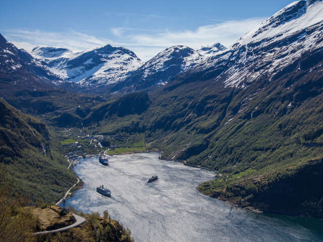 Cruise the Norwegian Fjords & Scottish Islands – Tromsø to Edinburgh