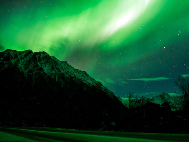 Northern Lights & Arctic Circle by Rail
