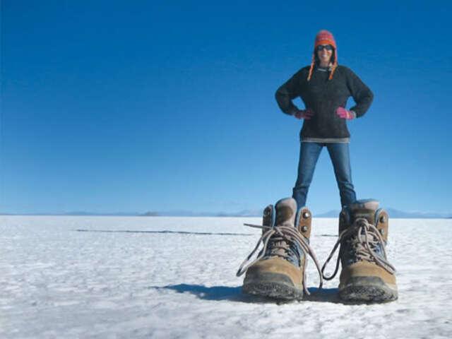 Bolivian Salt Flats Adventure