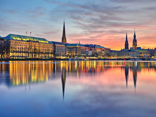 Germany's Cultural Cities & the Romantic Road featuring Berlin, Hamburg, Rothenburg and Munich