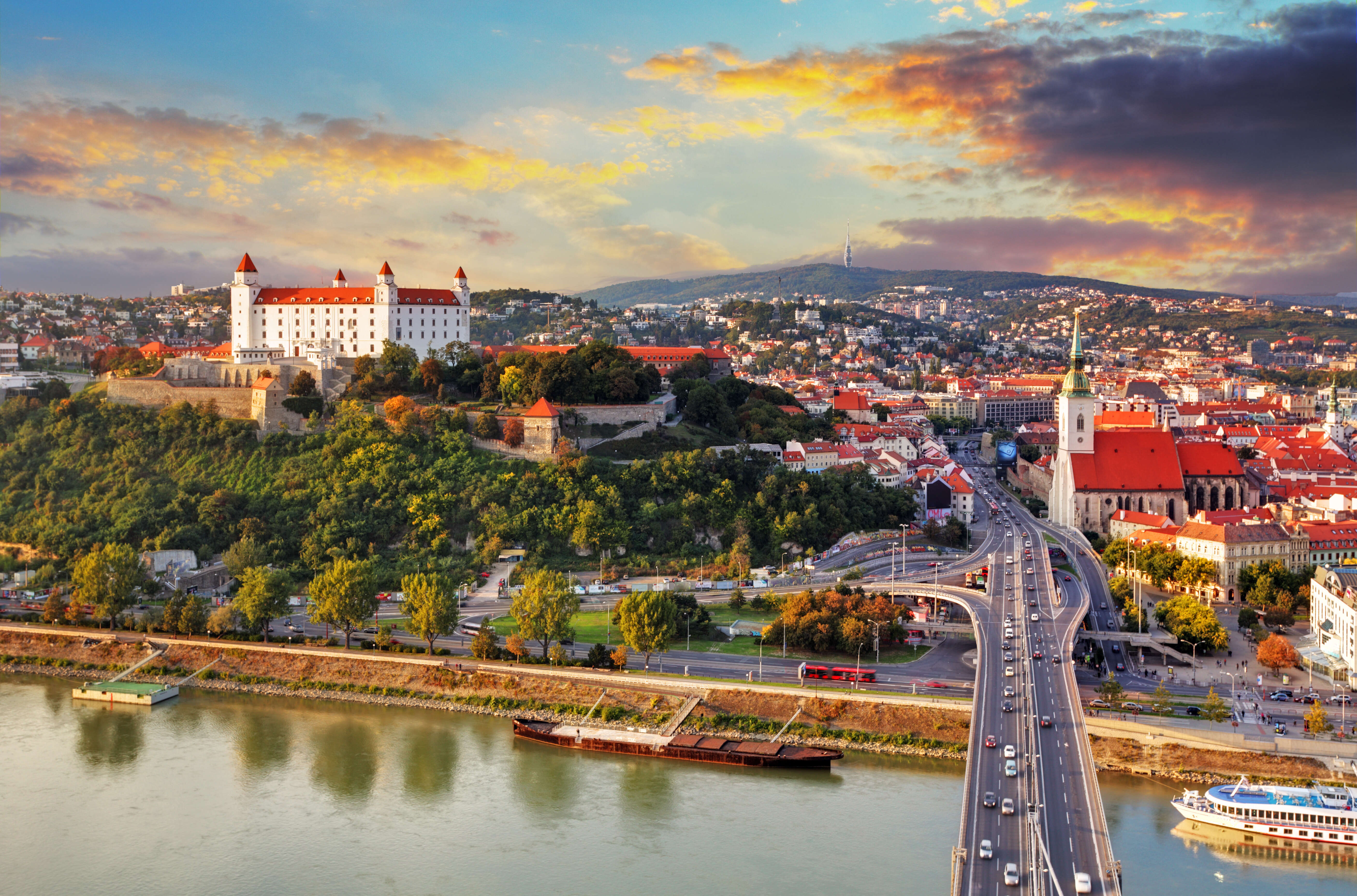 Imperial Cities with Oberammergau Passion Play featuring Budapest, Vienna & Prague