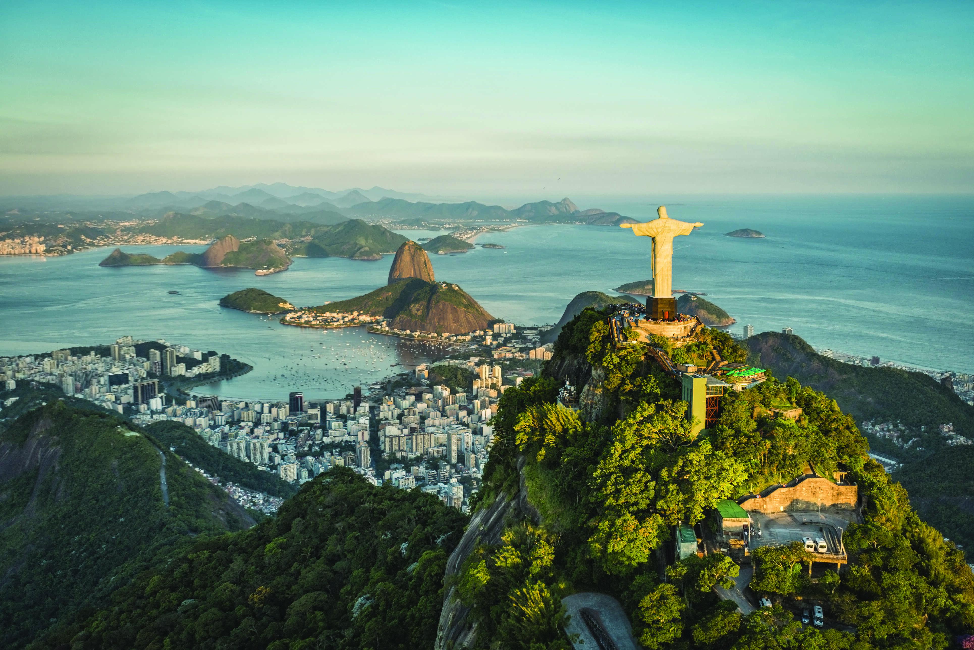 Highlights of South America featuring Buenos Aires, Iguazu Falls & Rio de Janeiro