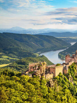Classic Danube featuring a 7-night Danube River Cruise