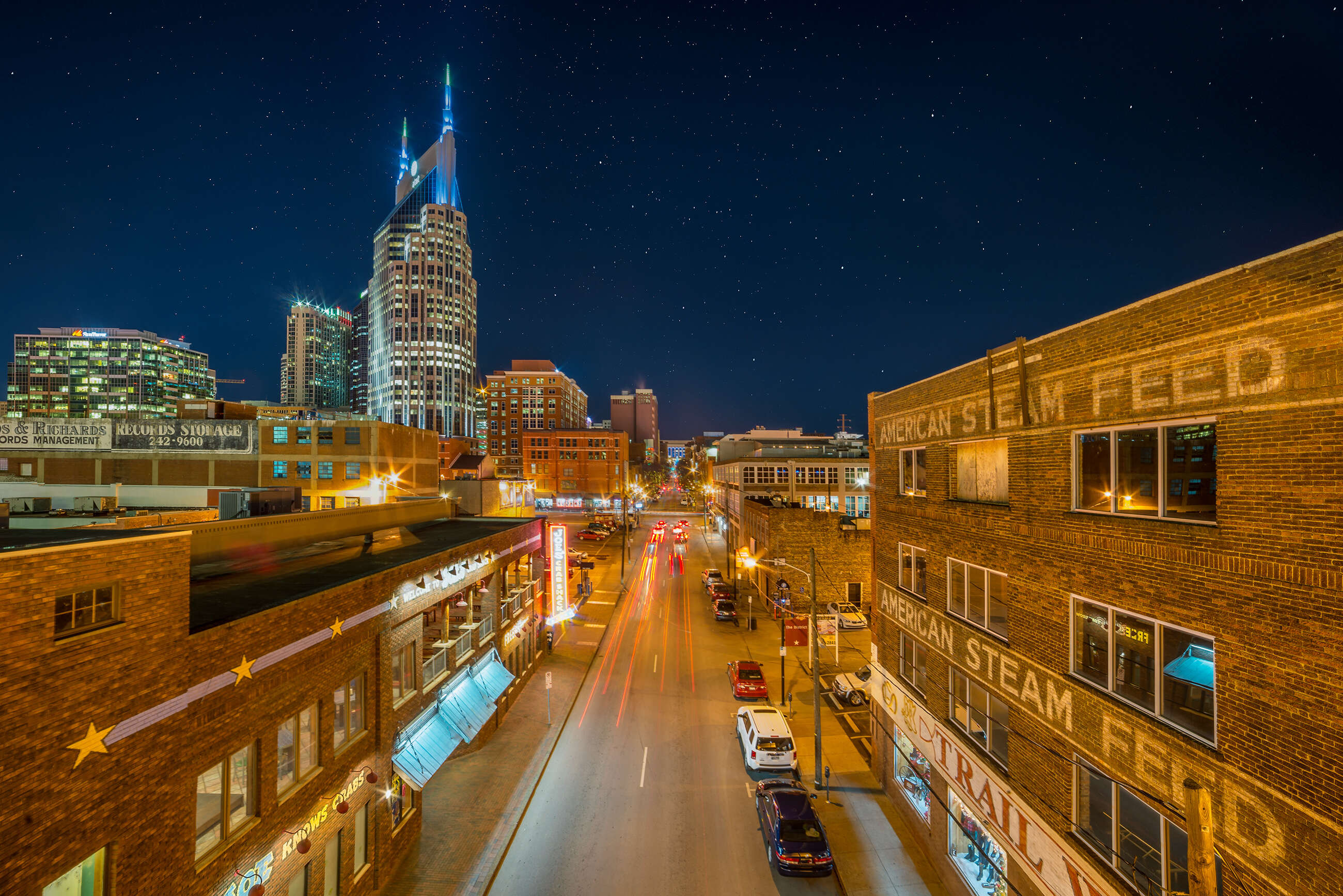 Spotlight on Nashville