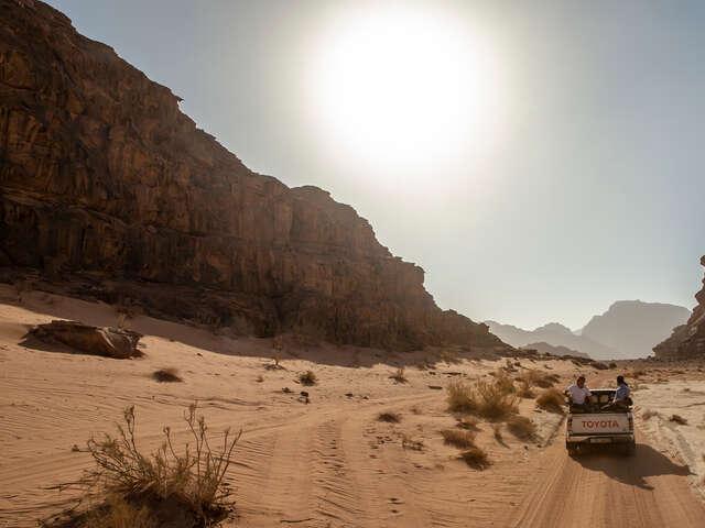 Explore Petra & Wadi Rum Independent Adventure