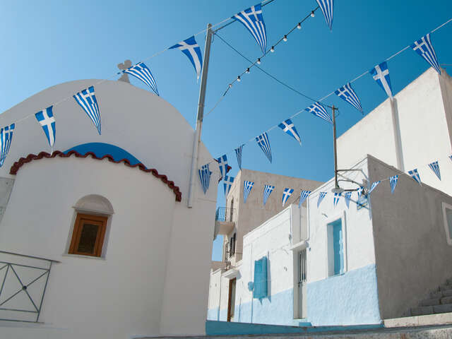 Sailing Greece - Mykonos to Athens