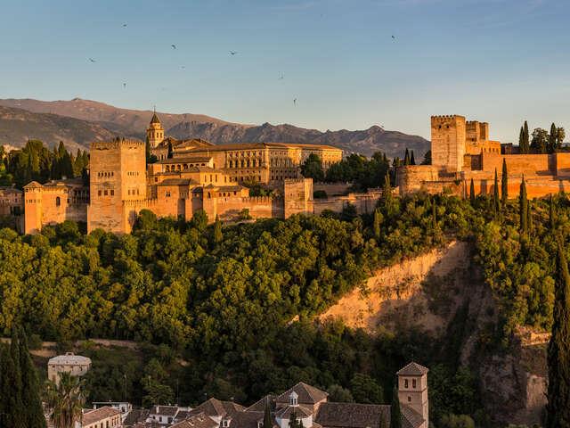 Discover Moorish Spain