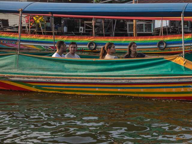 Bangkok Day Tour: Multi-transport Highlights (full day)