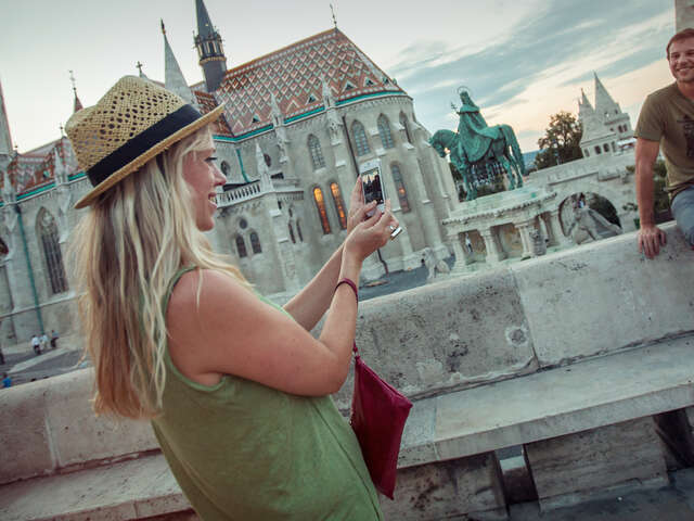 Venice to Budapest Explorer