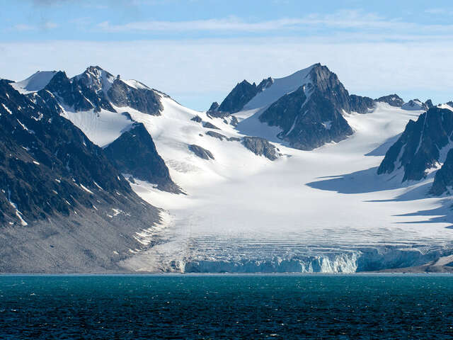 Explore Greenland and Spitsbergen: Fjords and Glaciers