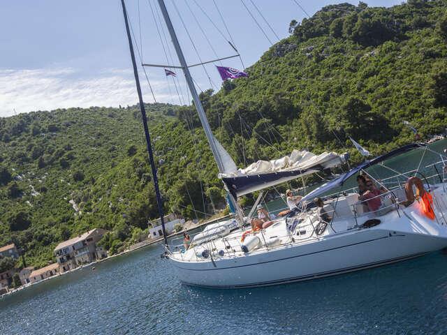 Sailing Croatia - Dubrovnik to Split