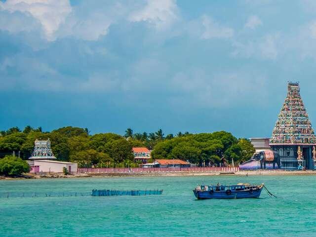 Sailing Sri Lanka - North Coast