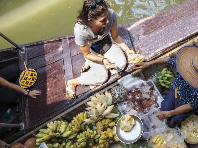 Bangkok Day Tour: Ayutthaya and River Cruise (full day)
