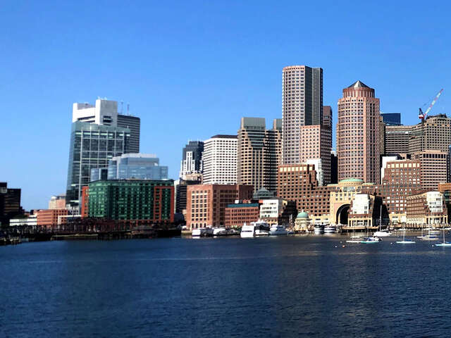 One Day in Boston: Sunrise to Sunset Experience