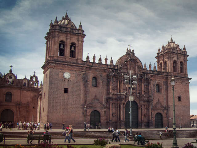 South America Cruise - Santiago to Guayaquil