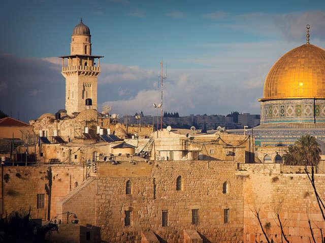 Israel and Jordan Adventure