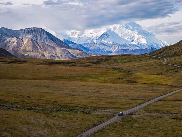 Alaska and Denali Camping: Wilderness & Wildlife