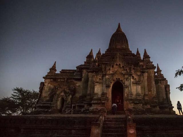 Classic Myanmar Adventure