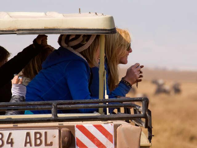 Ultimate East Africa: Mountains & the Masai Mara