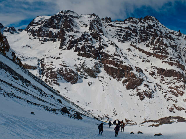 Winter Toubkal Ascent