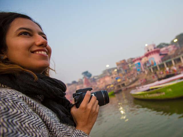 Rajasthan and Varanasi: Trains & the Taj