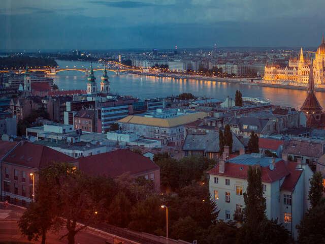 Budapest to Sofia Adventure