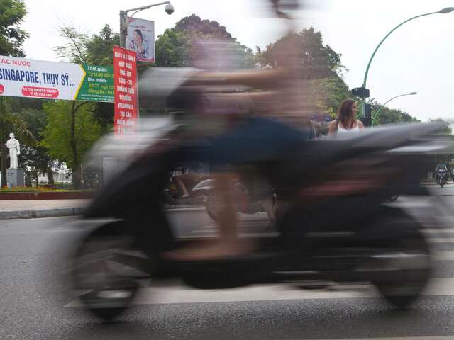Hanoi Day Tour: Motorbike Discovery (half day)