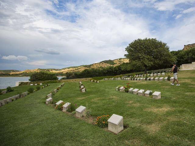 ANZAC Day Memorial Tour