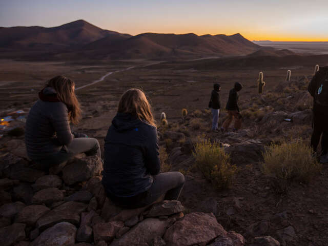Buenos Aires to Lima: Sacred Valley & Salt Flats
