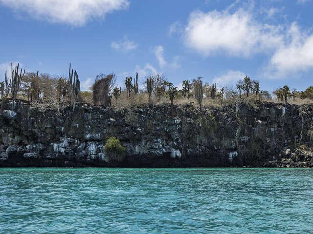 Galápagos — South & East Islands aboard the Yolita