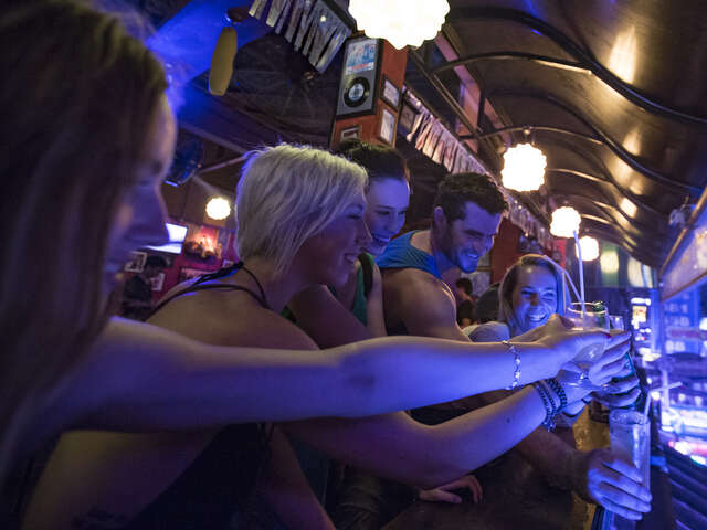 Thailand Full Moon Party: Beach Parties & National Parks