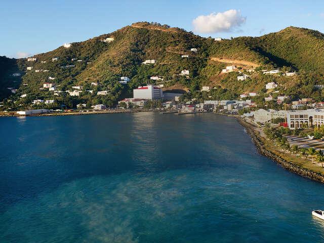 Sailing the British Virgin Islands – Tortola to Tortola — Plus